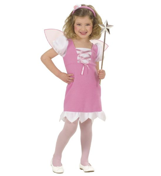 Toddler Pink Pixie Costume Fancy Dress